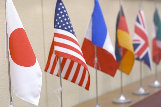 日本は安全な国?
