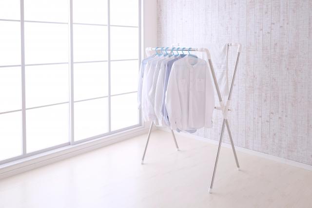 素早く洗濯物を乾かすには